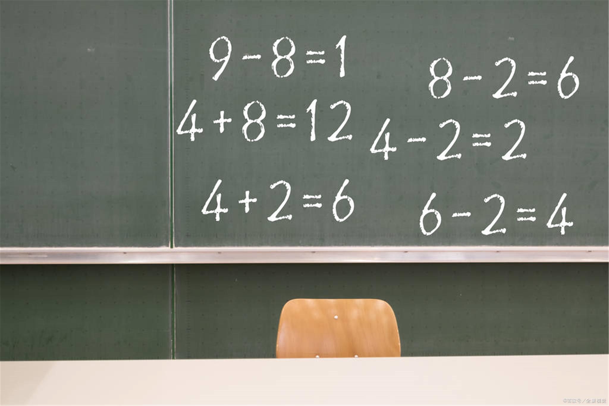 关于小学低年级孩子学好数学的2点建议