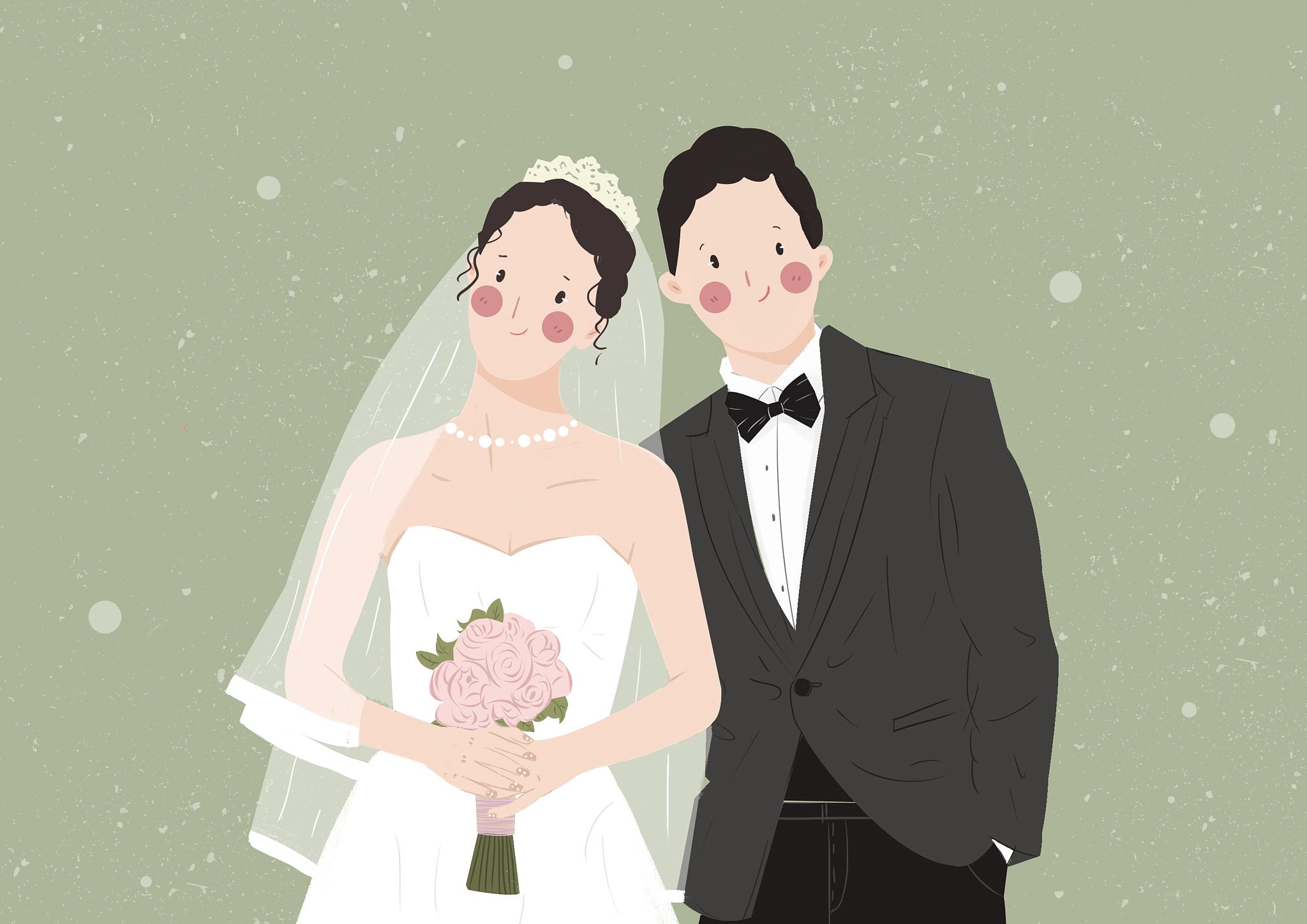 男女婚姻合适与否看属相还是八字 男女属相婚配