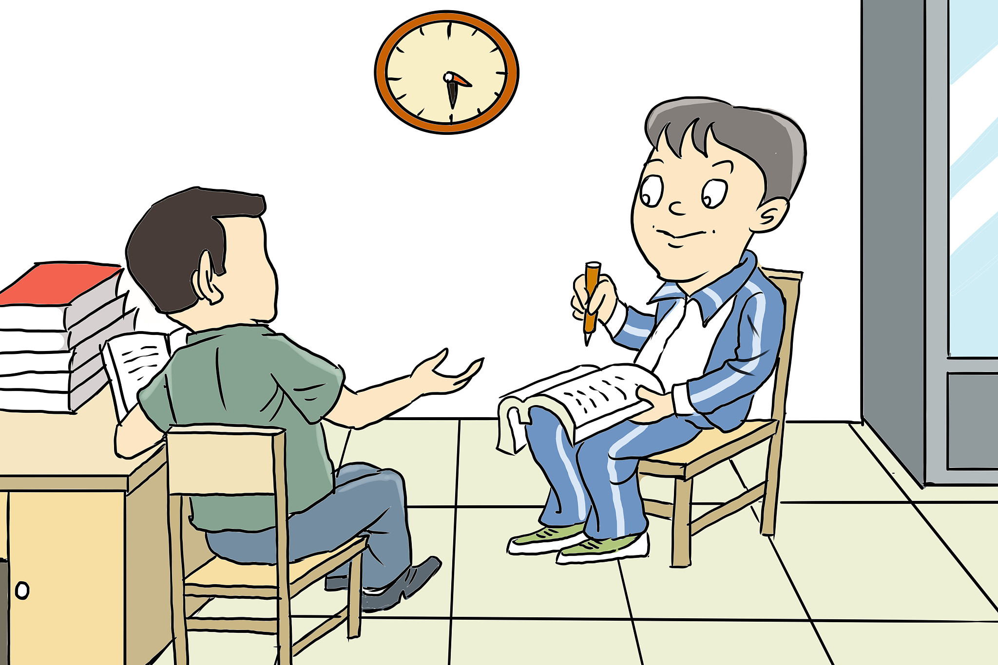 家长陪伴高三孩子顺利度过五大阶段,高考多考80分不是梦